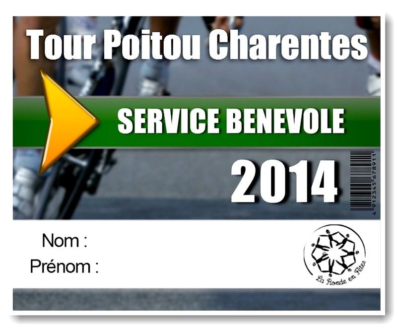 La Ronde en Fêtes - S'inscrire comme bénévole au Tour Poitou-Charentes