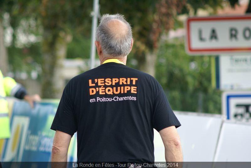 Voulez-vous être bénévole du Tour Poitou-Charentes ?