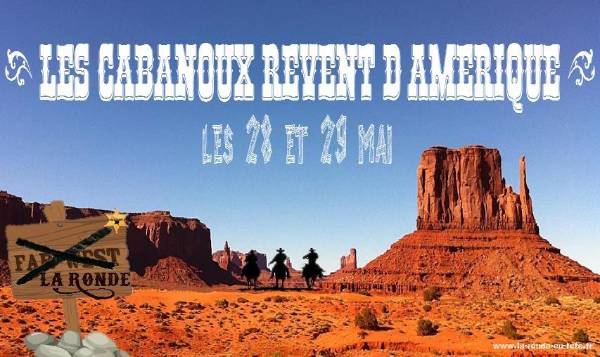 Spectacle des Cabanoux à La Ronde