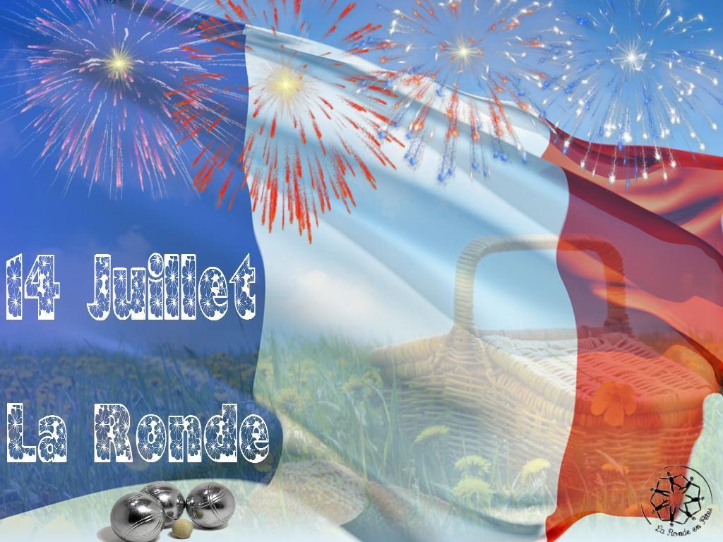 14 juillet : une journée festive