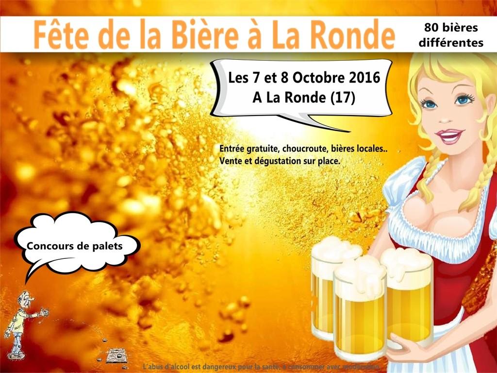 Fête de la Bière 2016