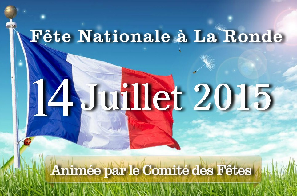 Fête Nationale à La Ronde