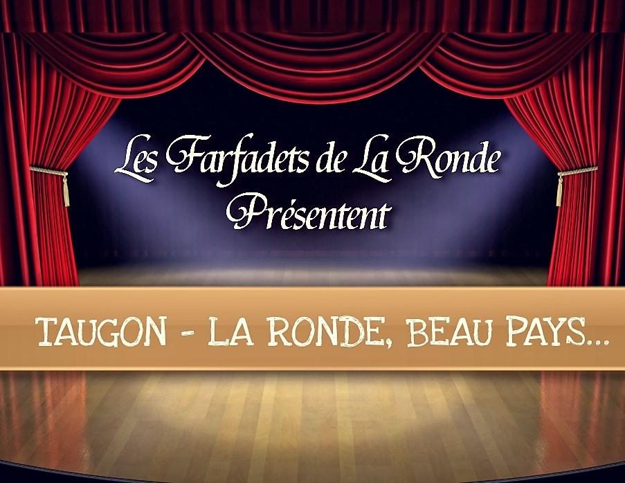 Au théâtre à La Ronde