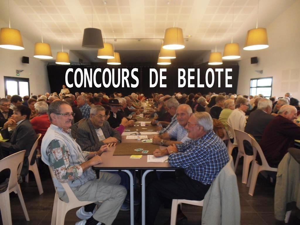 Concours de Belote inter-clubs