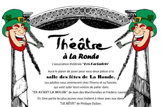 Théâtre à La Ronde
